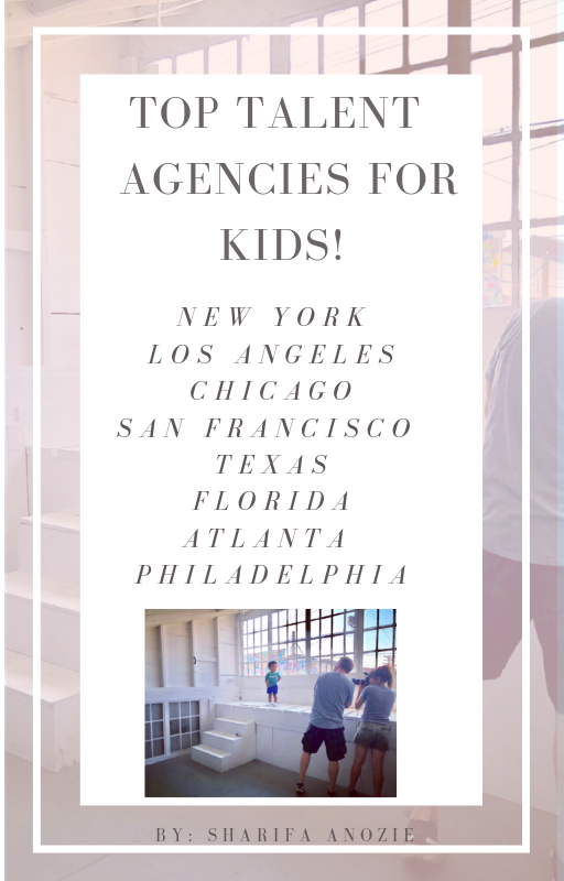 AGENCY LIST- 8 CITIES